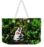 Naked Lunch Weekender Tote Bag