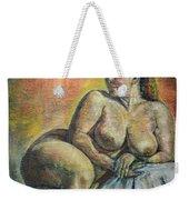 Naked Paris Weekender Tote Bag