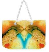Namaste - Divine Art By Sharon Cummings Weekender Tote Bag
