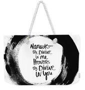 Namaste Enso Weekender Tote Bag