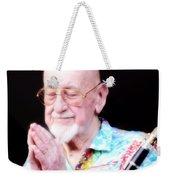 Namaste From Pete Fountain Weekender Tote Bag