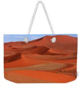 Namibian Red Sand Dunes  Weekender Tote Bag