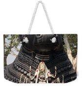 Nandi Statue Weekender Tote Bag