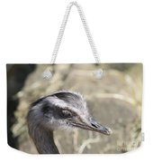 Nandu Or Rhea Portrait Weekender Tote Bag