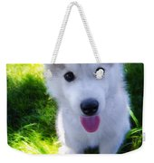 Nanook Of The North Weekender Tote Bag