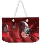 Nanotechnology, Illustration Weekender Tote Bag