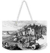 Nantucket, 19th Century Weekender Tote Bag