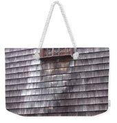 Nantucket Olde Gaol Windows Weekender Tote Bag