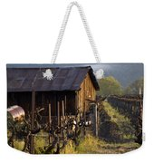Napa Morning Weekender Tote Bag