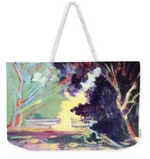 Napa Valley Forest Fall Weekender Tote Bag