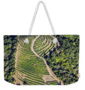 Napa Valley From Above Weekender Tote Bag