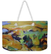 Napa Valley Perriwinkle Sky Weekender Tote Bag