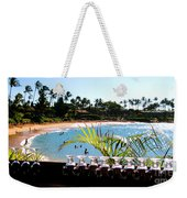 Napili Bay Maui Hawaii Weekender Tote Bag