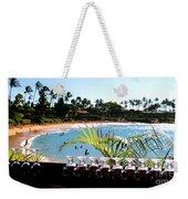 Napili Bay Maui Hawaii Weekender Tote Bag