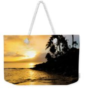 Napili Sunset Evening  Weekender Tote Bag