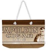 Napoleon Cigars Weekender Tote Bag