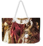 Napoleon I On His Imperial Throne Weekender Tote Bag