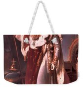 Napoleon In His Coronation Robes  Weekender Tote Bag