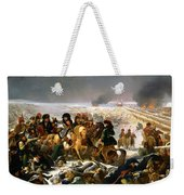 Napoleon On The Battlefield Of Eylau Weekender Tote Bag