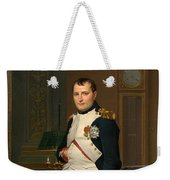 Emperor Napoleon In His Study At The Tuileries Weekender Tote Bag
