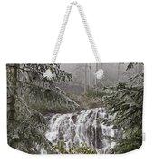 Narada Fall Mt Rainier II Weekender Tote Bag