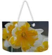 Narcissus 014-1 Weekender Tote Bag