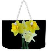 Narcissus Weekender Tote Bag
