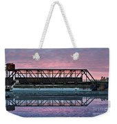 Narooma Bridge Weekender Tote Bag