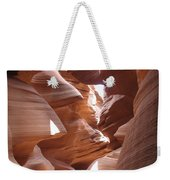 Narrow Canyon I Weekender Tote Bag