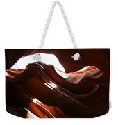 Narrow Canyon X Weekender Tote Bag