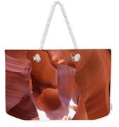 Narrow Canyon Xiii Weekender Tote Bag