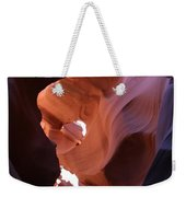 Narrow Canyon Xv Weekender Tote Bag