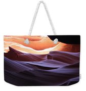 Narrow Canyon Xviii Weekender Tote Bag