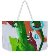 Narrow Escape Weekender Tote Bag