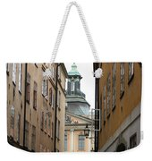 Narrow Road Stockholm Weekender Tote Bag
