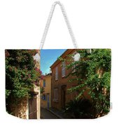 Narrow Street In The Village Weekender Tote Bag