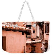 Narrow Streets Of Albarracin  Weekender Tote Bag