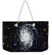 Nasa Big Brother To The Milky Way Weekender Tote Bag