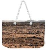 Nasa Mars Panorama From The Mars Rover Weekender Tote Bag