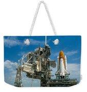 Nasa Space Shuttle Weekender Tote Bag