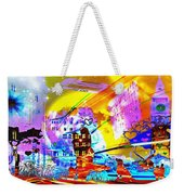 Nasdaq Who What When Where And Why Weekender Tote Bag