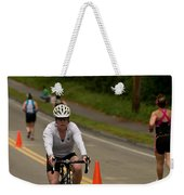 Nashua Sprint Y-tri Focused Weekender Tote Bag