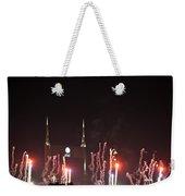 Nashville Fireworks 2014 Close Up Weekender Tote Bag
