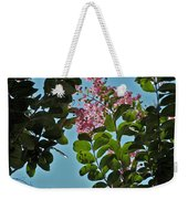 Nashville Flowers Weekender Tote Bag