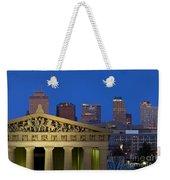 Nashville Parthenon Weekender Tote Bag