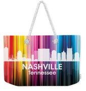 Nashville Tn 2 Weekender Tote Bag