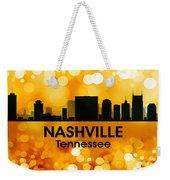 Nashville Tn 3 Weekender Tote Bag