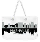 Nashville Tn 4 Weekender Tote Bag
