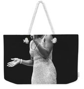 Natalie Cole Weekender Tote Bag
