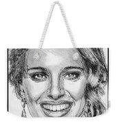 Natalie Portman In 2011 Weekender Tote Bag